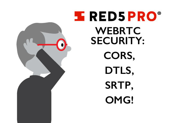 WebRTC Security: CORS, DTLS, SRTP and Securing Your Live-Streams